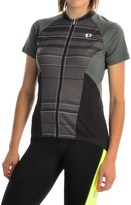 Pearl Izumi ELITE Escape Cycling Jersey - Full Zip, Short Sleeve (For Women)