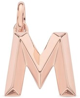 Thumbnail for your product : Monica Vinader Alphabet M pendant charm