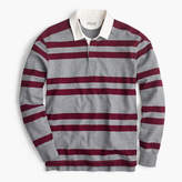 J.Crew Rugby shirt in red stripe