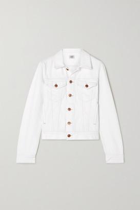 Citizens of Humanity + Net Sustain Nica Distressed Denim Jacket