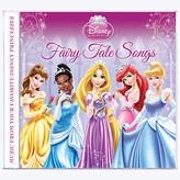 Disney Princess Fairy Tale Songs CD