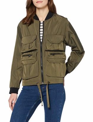 Superdry Women's Namid Pockets Bomber Jacket