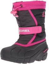 Sorel Childrens Flurry (Tod/Yth) - Haute Pink/Black - 11 Toddler
