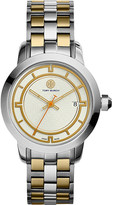 Tory Burch Tory two-toned stainless steel watch