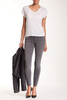 Mother The Fly Stunner Fray Skinny Jean