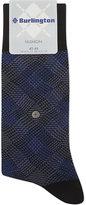 Burlington Fashion Pixel Cotton Socks