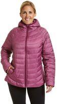 Champion Plus Size Hooded Puffer Jacket
