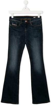 Diesel TEEN flared jeans