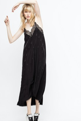 Zadig & Voltaire Risty Jac Guitar Dress
