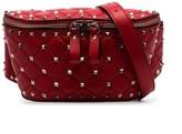 Valentino Garavani Rockstud small stud embellished leather belt bag