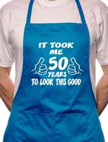 Print4u 50th Birthday It Took 50 Years BBQ Cooking Funny Novelty Apron