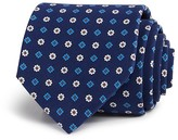 Drakes Drake's Small Flower Square Neat Classic Tie