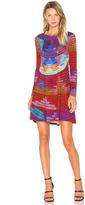 Mara Hoffman Radial Swing Mini Dress