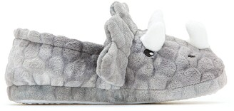 La Redoute Collections Kids Dinosaur Slippers