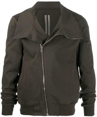 Rick Owens Oversized Collar Sports Jacket