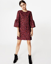 Nicole Miller Falling Roses Dress