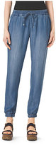 Michael Kors Chambray Track Pants