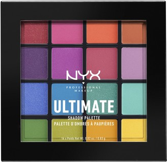 NYX Ultimate Eyeshadow Palette - Brights