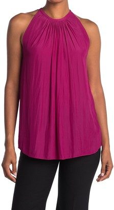 Ramy Brook Piper Draped Halter Top