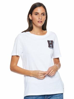 Tommy Hilfiger Women's Jessica C-nk H Tee Ss T-Shirt