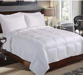 Blue Ridge 235-Thread Count Full/Queen White Down Comforter Bedding