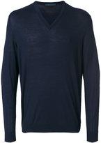 Kiton V-neck sweater - men - Wool - L