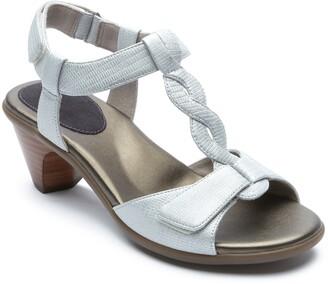 Aravon Medici T-Strap Sandal
