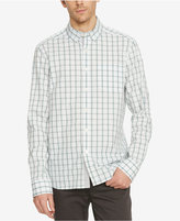 Kenneth Cole New York Men's Check Long-Sleeve Shirt