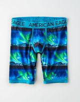 "American Eagle Outfitters AE Northern Lights 9"" Flex Boxer Brief"