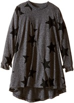 Nununu 360 Degree Super Soft Star Print Twirl Dress (Infant/Toddler/Little Kids)