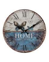 Fashion World Hometime Home Wall Clock 30cm