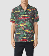 AllSaints Eden Short Sleeve Shirt
