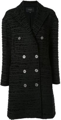 Giambattista Valli Classic Double-Breasted Coat