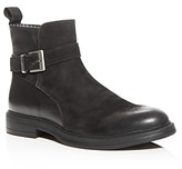 Karl Lagerfeld Paris Men's Leather & Suede Boots