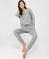 Accessorize Lounge Sweatshirt - Grey Marl