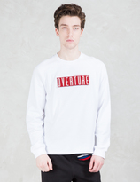 Opening Ceremony Symph Patch Sweatshirt