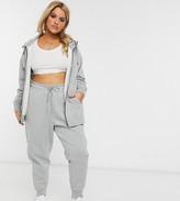 Nike Plus tech fleece gray sweatpants