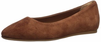 Aquatalia Women's Cierra Dress Suede Ballet Flat