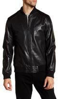 Ungaro Perforated Genuine Leather Jacket