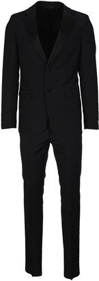 Prada Two Piece Singled Breasted Tuxedo Suit