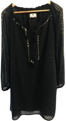 Aquazzura Black Polyester Dresses