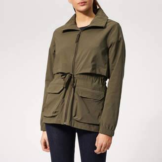 The North Face Women's Sightseer Jacket - New Taupe Green - L