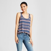 Mossimo Women's Striped Loose Tank Top
