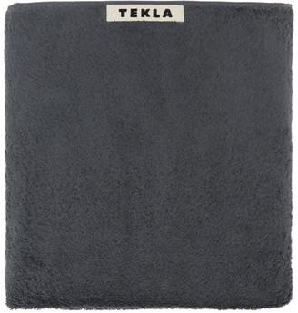Tekla Grey Bath Sheet Towel