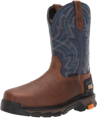 Ariat Men's Intrepid Force Comp Toe Industrial Boot
