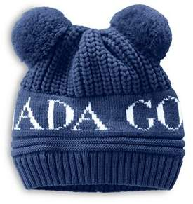 642fcd40 Canada Goose Blue Girls' Accessories - ShopStyle