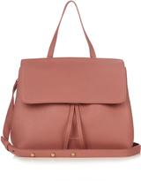 Mansur Gavriel Mini Lady top-handle leather bag