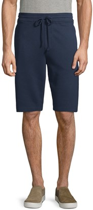 Vince Drawstring Cotton Shorts