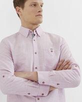Ted Baker Linenblend shirt
