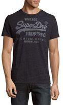 Superdry Premium Goods Graphic-Print Tee